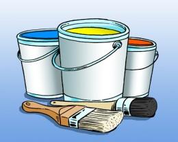 Apprendre les techniques pour peindre un mur for Technique pour peindre un mur