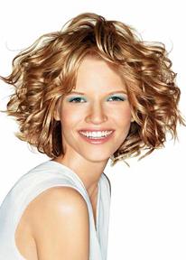 Coupe pour cheveux tres epais et frises