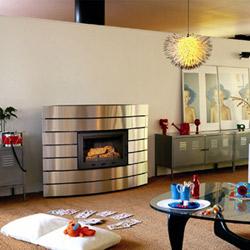 Choisir et poser un habillage de chemin e - Habillage de cheminee exterieur ...