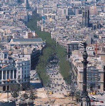 Barcellona e gli alloggi in centro for Alloggi a barcellona